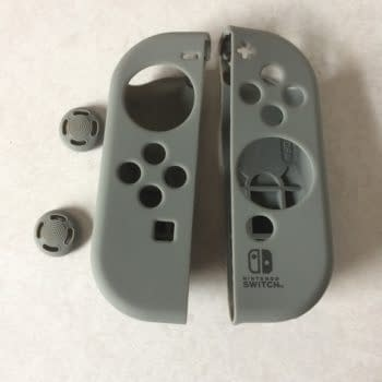 Finding A Weird Comfort As We Review The Joy-Con Gel Guards