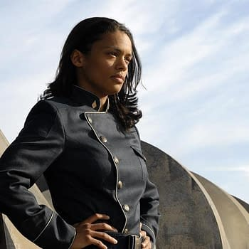 Battlestar Galacticas Kandyse McClure Returns To The Syfy Channel In Ghost Wars