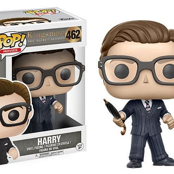 Kingsman Funko Pops Are Coming This September