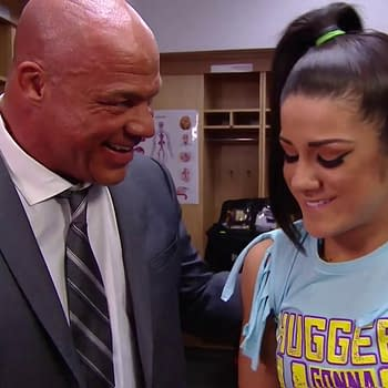 Breaking: On A Pole Match To Return To WWE At Extreme Rules When Bayley Takes On Alexa Bliss For Womens Championship