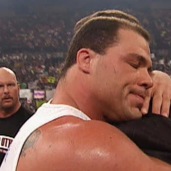 Hall Of Famers Stone Cold Steve Austin And Kurt Angle Make WWE Superstar Roman Reigns Look Strong