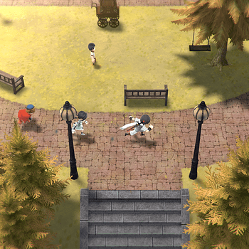 Take A Look At Tokyo RPG Factory's Lost Sphear In Action