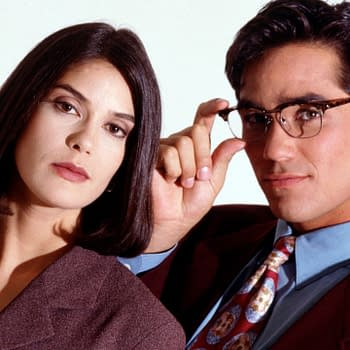 Teri Hatcher And Dean Cain Both Up For A Lois &#038 Clark Reboot