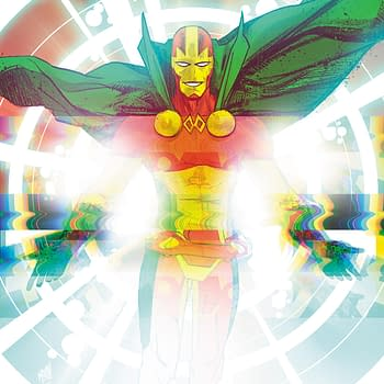 Intimate 12 Issue Mister Miracle Series From Tom King And Mitch Gerads Coming In August