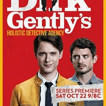 Dirk Gently Cast Talks Season 2 At New York Comic Con