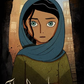 The First Trailer For Animated Movie The Breadwinner Is Stunning