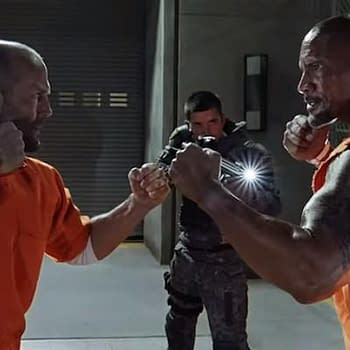 Dwayne Johnson is Super Excited for Hobbs and Shaw