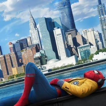 """""""You're The Spider-Man!"""" First Clip Of 'Spider-Man: Homecoming'"""