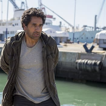 Fear The Walking Dead Star Cliff Curtis Signs His Life Away And Joins The Avatar Sequels