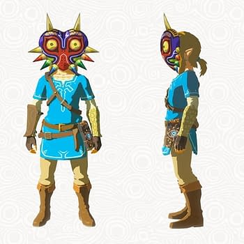 A Look Into The New Breath Of The Wild DLC Coming This Summer