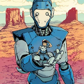 Amadeus Cho Creators Greg Pak And Takeshi Miyazawa Team-Up Once More For Mech Cadet Yu At BOOM