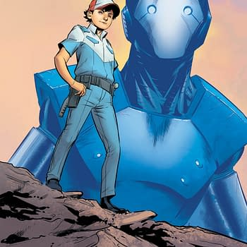 Heres Two Variant Covers For Pak And Miyazawas Mech Cadet Yu #1 From Marcus To And Juan Doe