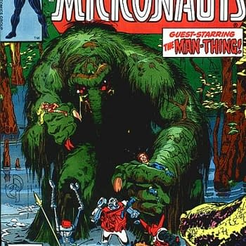 Cullen Bunn On Reading Micronauts #7 Over And Over And The Influence Of Bill Mantlo