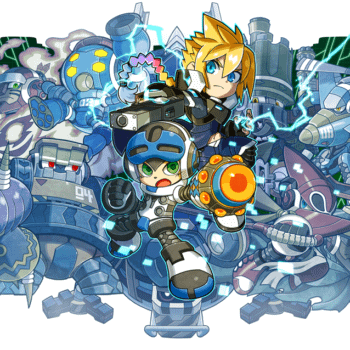 Two Franchises Set To Collide In The Upcoming Switch Sequel 'Mighty Gunvolt Burst'