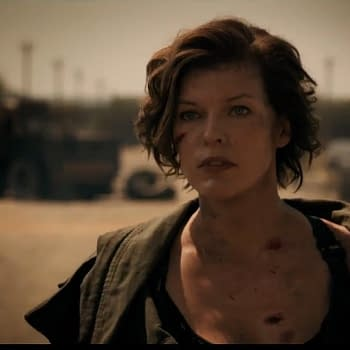 Milla Jovovich On Resident Evil Reboot: Okay Well Good Luck With That