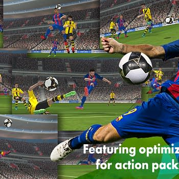 Konami Is Bringing Pro-Evolution Soccer 2017 To Mobile