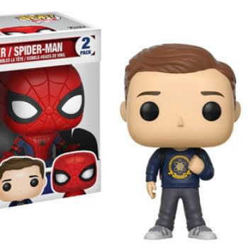 Here Are All Of The Spider-Man: Homecoming Funko Store Exclusives…Must Own The Peter And Spidey Two Pack