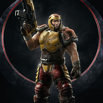 New Quake Champions Character Trailer Brings Back An Old Favorite With Ranger