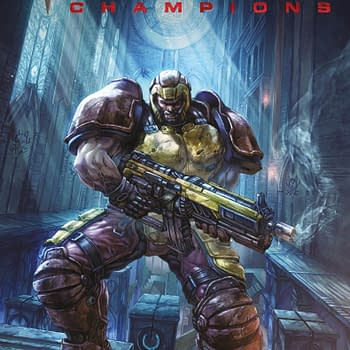 Titan Comics Launches Quake Champions Comic In August 2017 By Ram V And Alan Quah &#8211 And Other Solicits