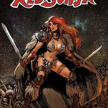 Writers Commentary &#8211 Erik Burnham Talks Red Sonja: The Long Walk To Oblivion