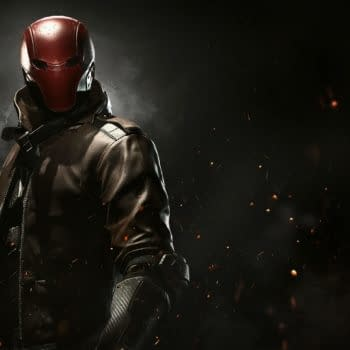 Red Hood Shoots His Way Onto Injustice 2's Impressive Roster In June