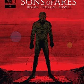Exclusive Extended Previews Of Red Rising: Sons of Ares, Z Nation And Red Sonja: The Long Walk To Oblivion
