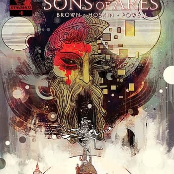 Writers Commentary &#8211 Rik Hoskin Talks Red Rising: Sons Of Ares #1