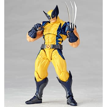 I Must Have This Wolverine Revoltech Figure As Soon As Possible