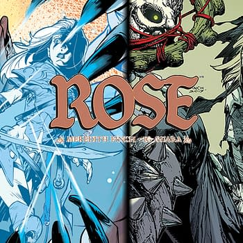 Put Finch Guara And Farrells Rose On Your Pull List &#8211 A Review Of Rose #2
