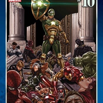 Separated At Birth: Hydra Cap From Secret Empire #10 And The Civil Warrior From Contest Of Champions