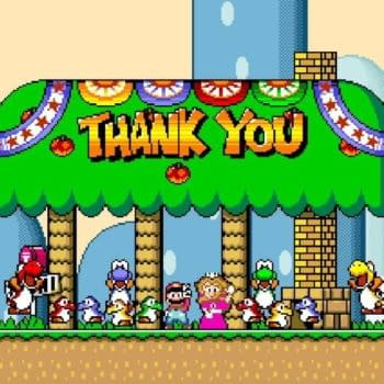 Watch The New World Record For The Blindfolded Super Mario World Speedrun