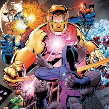The Nineties Are Back, Stronger, Harder, Faster, In X-Men Blue #3 (SPOILERS)