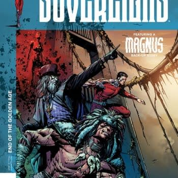Writer's Commentary – Ray Fawkes Talks The Sovereigns #1