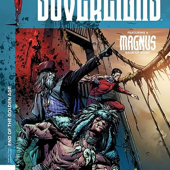 Writers Commentary – Ray Fawkes Talks The Sovereigns #1