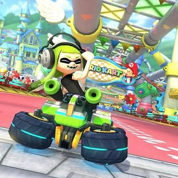 Mario Kart 8 Deluxe Update Fixes Hand Gesture That Some Found Offensive