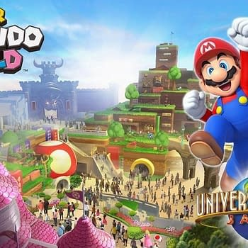 Nintendo May Have Plans To Make A Theme Park In America