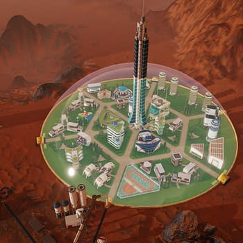 Surviving Mars Receives An Evans Update With Some Bug Fixes