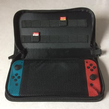 Short Switch Trips With Protection In The Premium Console Case