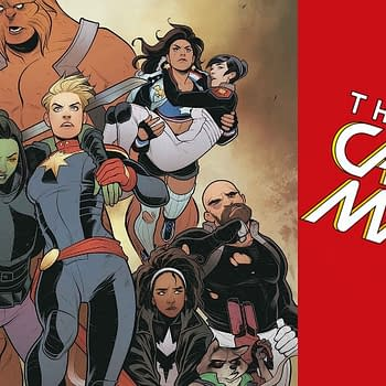 The Mighty Captain Marvel #5 Review &#8211 Fun But Repeats Secret Empire Events Verbatim