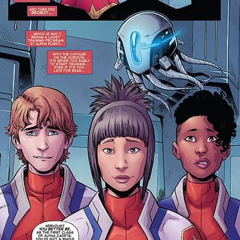 The Mighty Captain Marvel #5 Review – Fun, But Repeats Secret Empire Events Verbatim