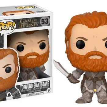 New Wave Of Game Of Thrones Funko Pops Coming…Tormund Is A Must-Buy