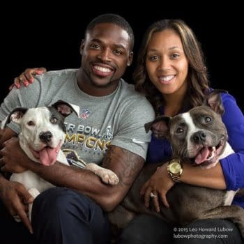 NFL's Torrey Smith Pays For 46 Pet Adoptions At Baltimore Shelter Event