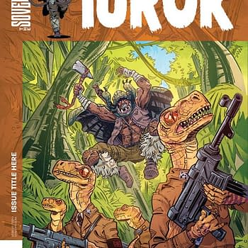 Chuck Wendig To Write New Turok Series For Dynamite