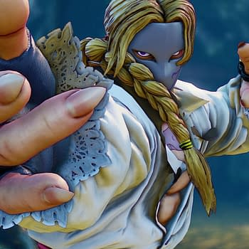 Vegas Classic Stage Is Coming To Street Fighter V With New DLC