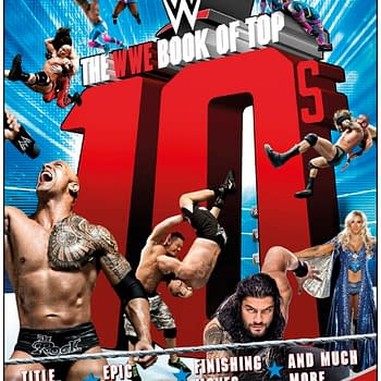 WWE To Conquer New Territory Clickbait Media With WWE Book Of Top 10s Featuring Forward By Chris Jericho