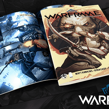 Top Cow Comics To Publish A Warframe Comic By Matt Hawkins And Ryan Cady