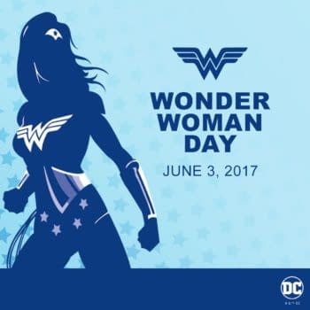 "DC Entertainment Plans ""Wondrous Festivities Around The World"" For #WonderWomanDay On June 3"