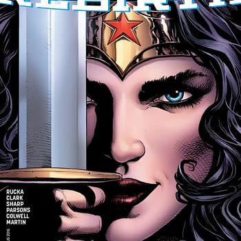 Is She Awe Inspiring Wonder Woman Rebirth #1 Review