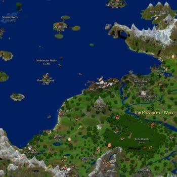 Someone Built An MMO Into Minecraft