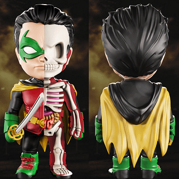 The Coolest And Weirdest DC Figures You Will Ever See From Mighty Jaxx